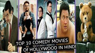Top 10 Comedy Movies Of Hollywood In Hindi | All time best Comedy Movies | Movies Ke Review