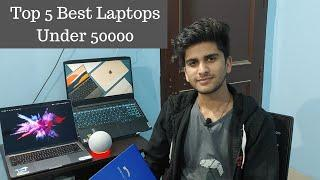 Top 5 Best Laptops Under 50000   Budget Laptops For Students & Work From Home #Short