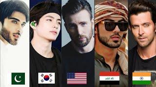 ලොව කඩවසම්ම පිරිමි 10 දෙනා - Top 10 Most Handsome Men In The World ★ 2020