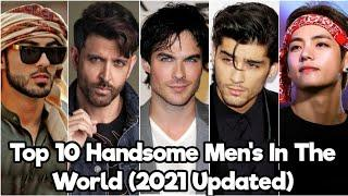 Top 10 Most Handsome Men's In The World (2021 updated)