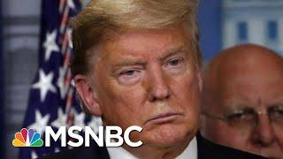 Joe: President Donald Trump Understands This Is Not The Flu | Morning Joe | MSNBC
