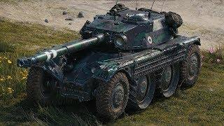 World of Tanks Panhard EBR 105 - 8 Kills 9,6K Damage