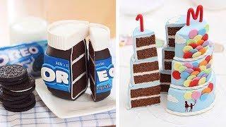 10 Indulgent Chocolate Cake Recipes   How To Make Chocolate Cake Decorating Ideas   So Yummy Cake