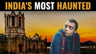 Top 10 Most Haunted Places in India | Ghosts & Spirits | Paranormal Activity | Videonium Ghosts