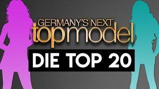 GNTM 2020: Das sind die Top 20 Models | GEHEIME LISTE
