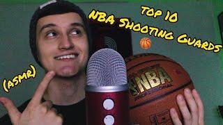 NBA Top 10 Shooting Guards
