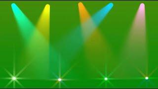 New green screen party spot light effect | Top spot light effects