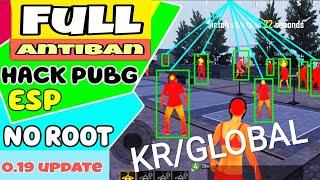 How to hack PUBG KR/GLOBAL HACK MOBILE/WITHOUT BAN /10 min Ban fiX/AUTO AIM BOOT 90%/no 3rd party Ba