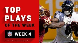 Top Plays from Week 4 | NFL 2020 Highlights