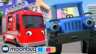Sing The Vehicle Sounds Song! | Kids Learning Videos | Little Baby Bum | Baby Songs & Nursery Rhymes