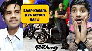 Fast & Furious 9 | The Fast Saga | Official Trailer Reaction & Review | in Hindi |