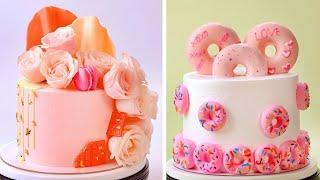 Top 10 Amazing Colorful Cake Decorating Ideas | So Yummy Cake Decorating Recipes | How To Cake