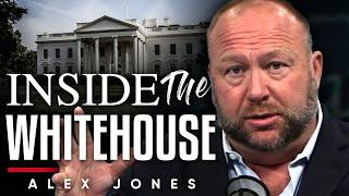 ALEX JONES' RELATIONSHIP WITH DONALD TRUMP: Why The President Of The United States Listens To Me