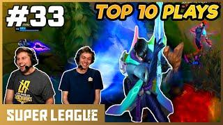 League of Legends Top 10 Plays #33 | Spawn Point