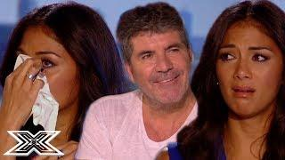 SENSATIONAL Family Auditions On X Factor   X Factor Global