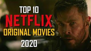 Top 10 Best Netflix Original Movies to Watch Now! 2020