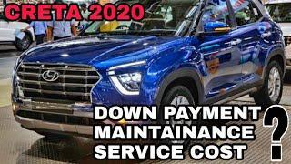 HYUNDAI CRETA - Price / Downpayment / Installment / Service Cost / Warranty EXPLAINED