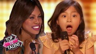 TOP 10 Guest GOLDEN BUZZER Auditions On America's Got Talent!