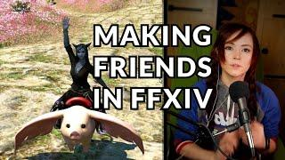 How to Make Friends and Meet People in FFXIV