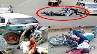 Top 10 Dangerous Road Accident In The World_ _ After The Accident, People Died