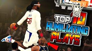 TOP 10 RUDE & HUMILIATING Plays Of The Week #51 Ankle Breakers, Posterizers & More