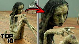 Top 10 CURSED Objects Scientists Can't Explain - Part 2