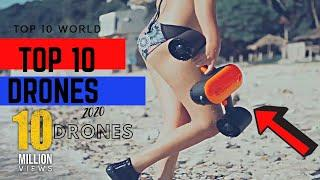 Top 10 Drones 2020  Drones With Camera   Best For Money  #Camera_drones #drones #newtechnology