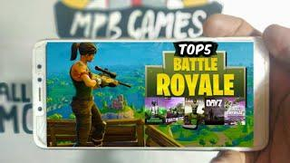 TOP 5 PC BATTLE ROYALE GAMES | MPB GAMES