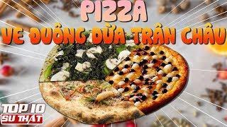 Top 10 Loại Bánh Pizza KÌ LẠ NHẤT Thế Giới Mà Chả Ai Nghĩ Ra Được ➤ Top 10 Món Ăn Thú Vị