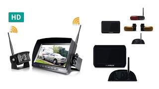 Best Wireless RV Backup System   Top 10 Wireless RV Backup System For 2020   Top Rated