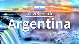 Argentina Travel Guide - Top 10 Argentina | South America Travel | Travel at home