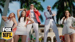 Rob Riggle, Pitbull throw epic Super Bowl party | FOX NFL