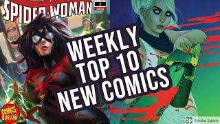 TOP 10 NEW KEY COMICS TO BUY FOR MARCH 18TH 2020 - NEW COMIC BOOKS & TRADE PAPER BACKS  MARVEL / DC