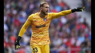 Jan Oblak top 10 crazy saves ever that shocked the world (4K)