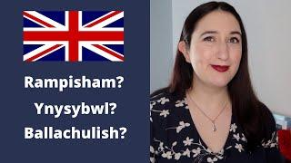 Top 10 hardest british place names to pronounce
