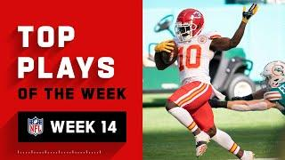Top Plays from Week 14 | NFL 2020 Highlights