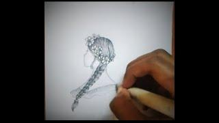 hairstyles girl' drawing|# 1 August 2020
