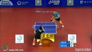 Sport : Table Tennis. Ma Lin!! Pro player!! Best Skill!! Top 10!!