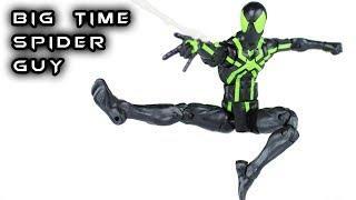 Marvel Legends BIG TIME SPIDER-MAN Action Figure Review