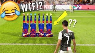 BEST FIFA 20 FAILS - FUNNY MOMENTS #3 (FAILS,GOALS AND SKILLS COMPILATION)