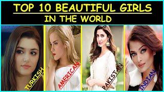 Top 10 Most Beautiful Girls In The World (2020) || Top 10 Most Beautiful Women In The World #top10
