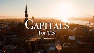 Top 10 Underrated Capitals To Visit In Europe