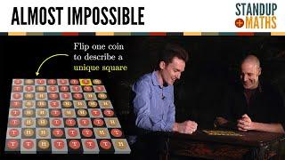 The almost impossible chessboard puzzle
