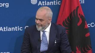 A conversation with H.E. Edi Rama, Prime Minister of the Republic of Albania