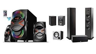 Best  Home Theater System | Top 10 Home Theater System For 2021 | Top Rated  Home Theater System