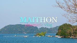 Maithon  Dam Cinematic Vlog|| All You need to Know with 1 day Plan||