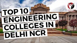 Top 10 Engineering Colleges in Delhi NCR