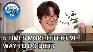 5 times more effective way to do diet? [Problem Child in House/2020.06.01]