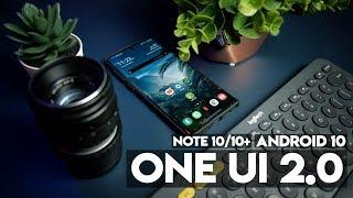 SAMSUNG Note 10/10+ One UI 2.0  for Android 10! TOP 6 Features!