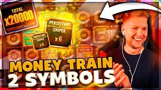 Streamer NEW RECORD INSANE WIN on Money Train 2 Slot - TOP 10 BEST WINS OF THE WEEK !